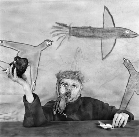 Roger Ballen, Encaged, 2012 © Roger Ballen Photography (Pty) Ltd