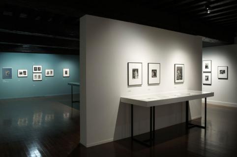 Vue de l'exposition André Steiner © Musée Nicéphore Niépce