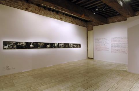 Antoine d'Agata, vue de l'exposition