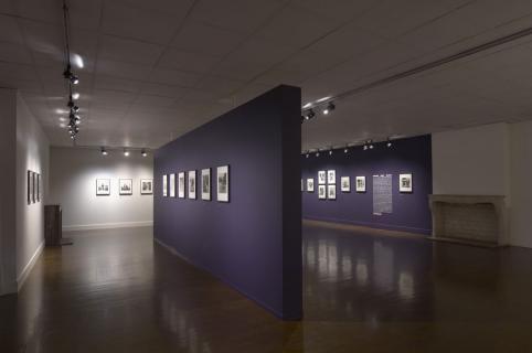 Karlheinz Weinberger, vue de l'exposition