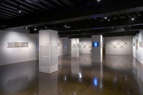 Malick Sidibé, vue de l'exposition