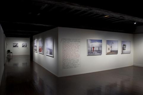 Mathieu Bernard-Reymond, vue de l'exposition