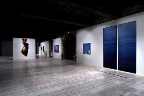 Peter Knapp, vue de l'exposition