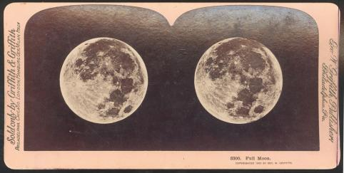 Geo. W. GRIFFITH 3300. Full Moon 1900 © musée Nicéphore Niépce